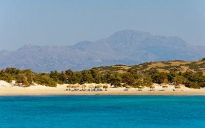 Chrissi Island in Crete